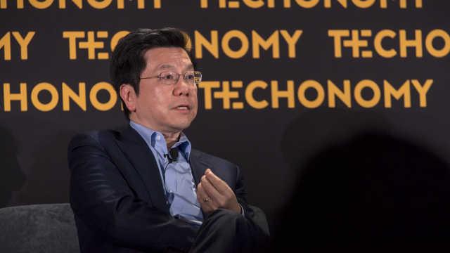 李开复:AI时代是中美双创新中心