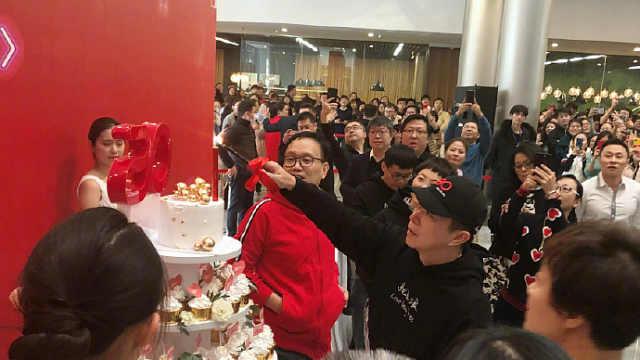 新浪20周年庆典:曹国伟感恩送祝福