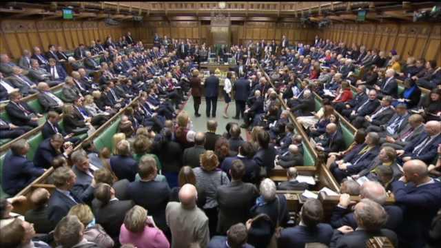 史上首次!英国政府被认定藐视议会