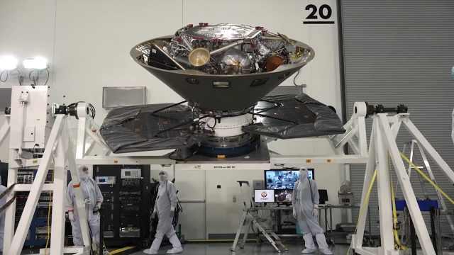8.5亿钻头送上火星,会有何新发现