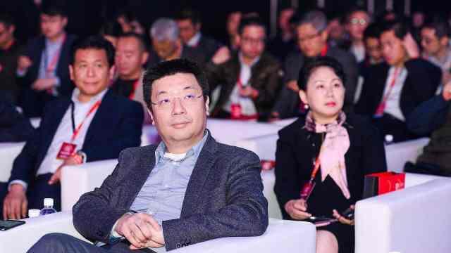 专访江南春:儿子喜欢看马云演讲