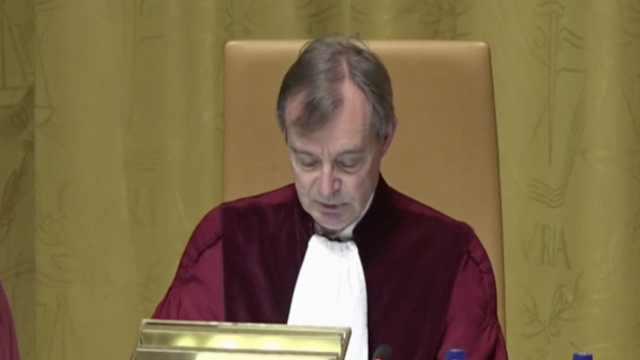 欧洲法院:英国可单方面停止