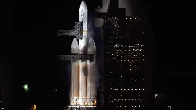 最后7秒出故障,美间谍卫星取消发射