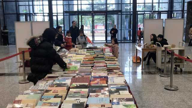 市民书店选书,看完能变图书馆藏书
