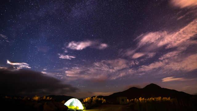 本周五将迎来双子座流星雨大爆发