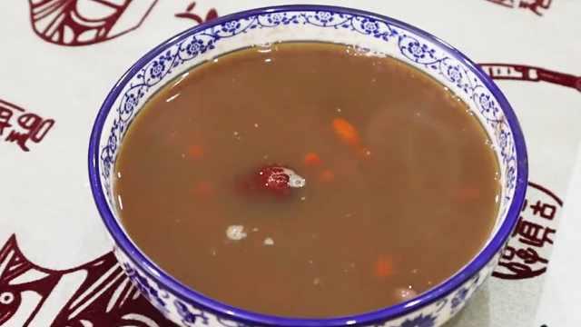 适合冬季进补的五红汤,味道好极了