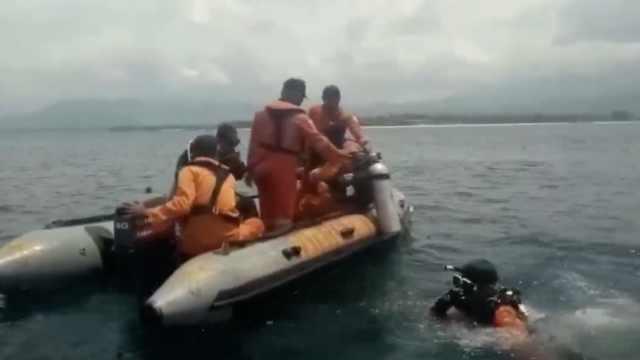中国女硕士印尼失联,疑是潜水事故