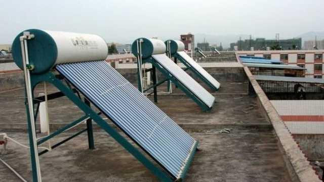 使用太阳能热水器有哪些限制?