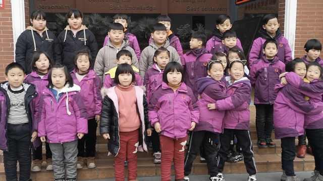 懵!学校有38对双胞胎,同学以牙辨人