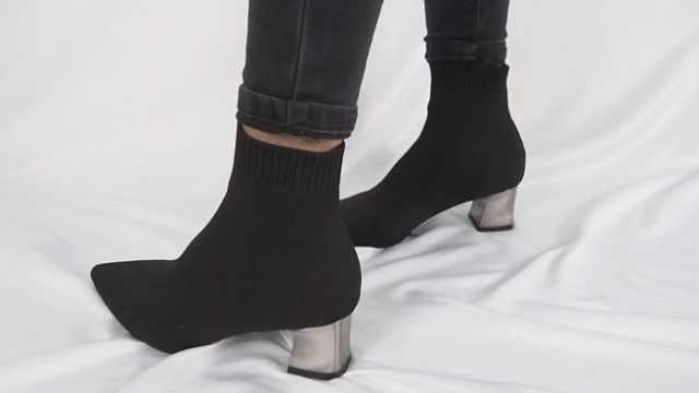 女生冬季必备这三双鞋,时髦又保暖