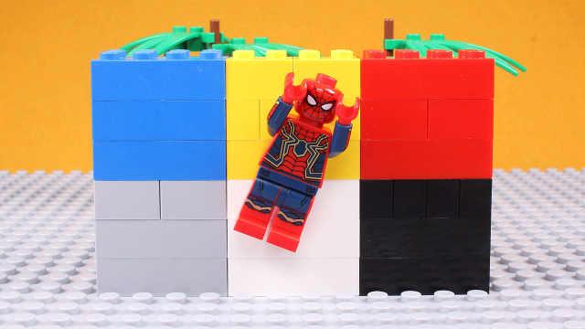 【国王先生】跟着蜘蛛侠学英语