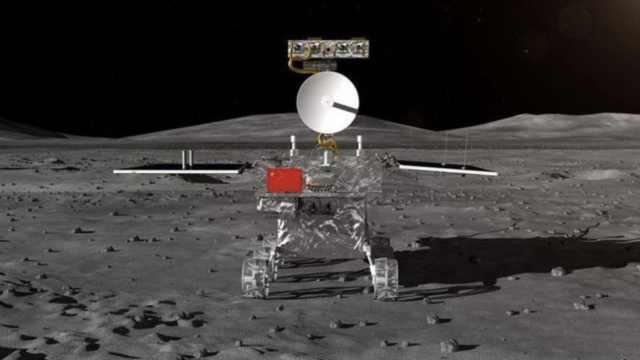 外媒评中国登陆月球背面:激动人心