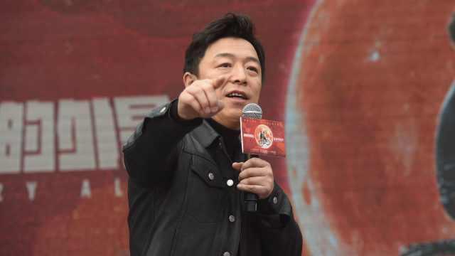 黄渤谈与沈腾初次合作:后生可畏