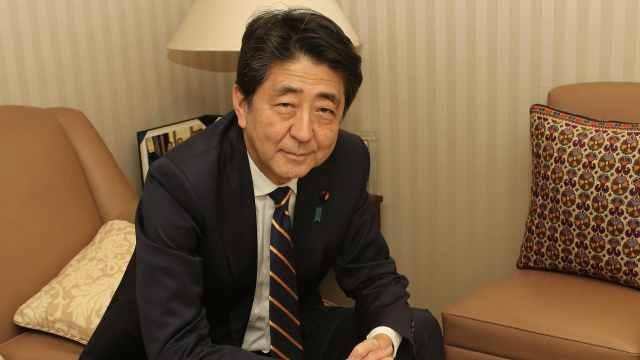 安倍新年为何要读这些书?日本主义