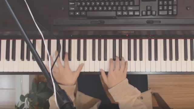 【钢琴教学】即兴伴奏之渐进式加花