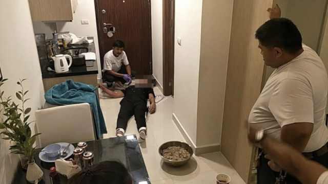 中国游客死于泰国酒店,疑烧炭自杀