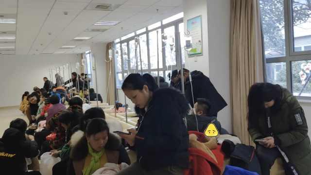 流感侵袭儿科日接诊800人,数校停课