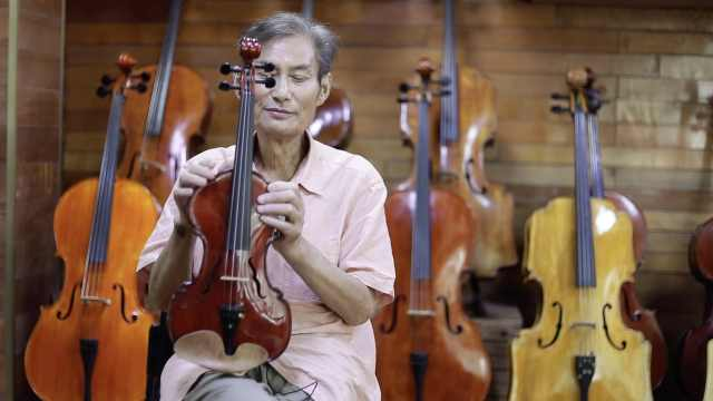 从木匠到教授,制琴大师何夕瑞离世