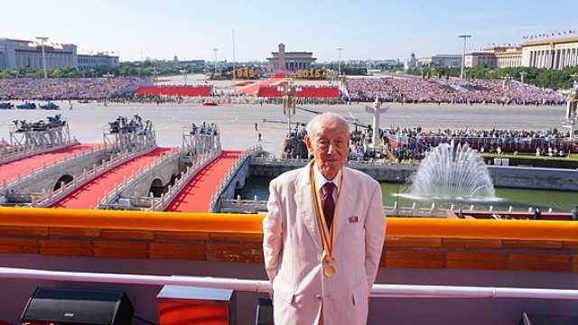日籍八路军小林宽澄去世,终年99岁