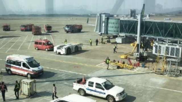 充电宝爆炸导致飞机延误?官方回应