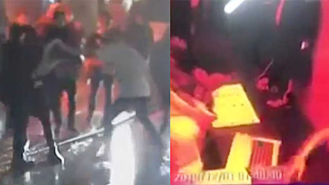 韩星经营夜店涉案,受害者竟被铐走
