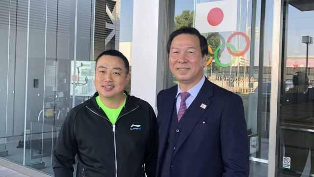 日乒宣战:2020从中国手中抢3枚金牌