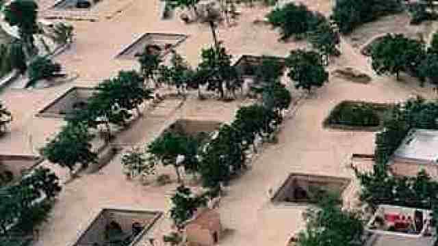 《老家河南》丨地平线下的古村落