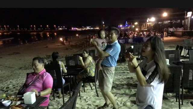 年味十足!巴厘岛随处可见中国元素