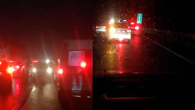 救护车被堵高速,司机:这是间接谋杀