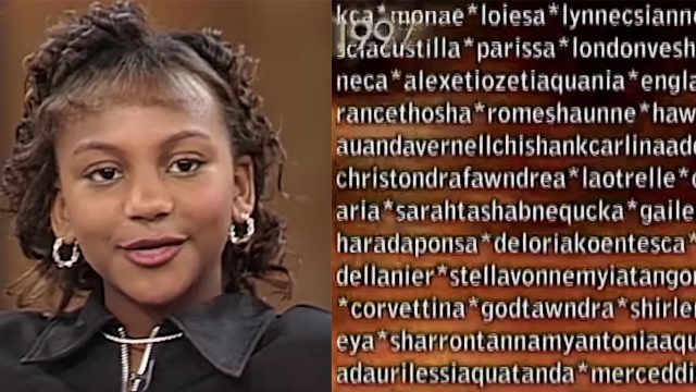 母亲耗时6年给她起全球最长的名字