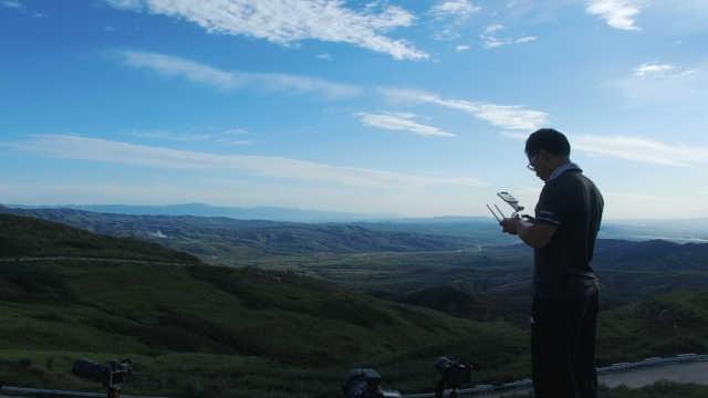 四千多公里记录中国广阔壮丽的风光