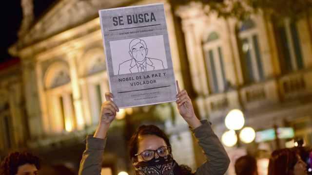 哥斯達黎加前總統被6名女子控性侵