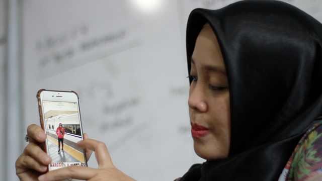 印尼女子:中国人按规则办事,真好