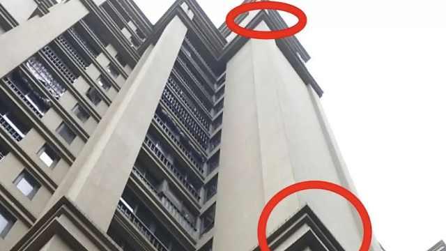 2岁女童18楼坠落,多处骨折奇迹生还