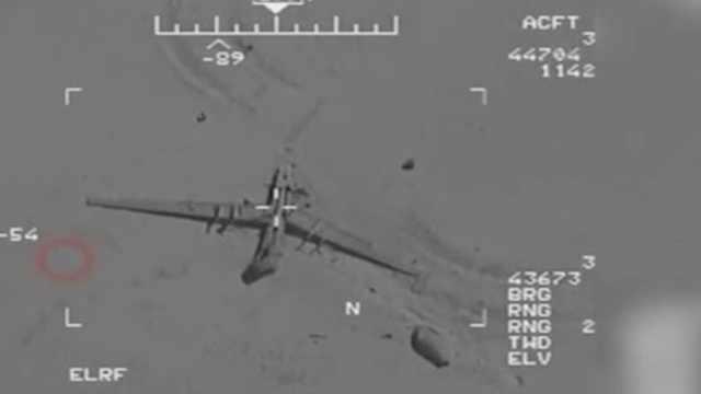 伊朗公布侵入美军系统和无人机视频