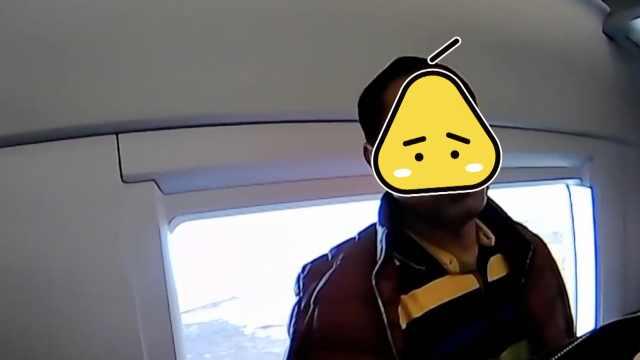 男子高铁吸烟致列车降速:我没理会
