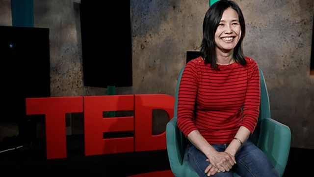 我是怎样登上TED舞台的?