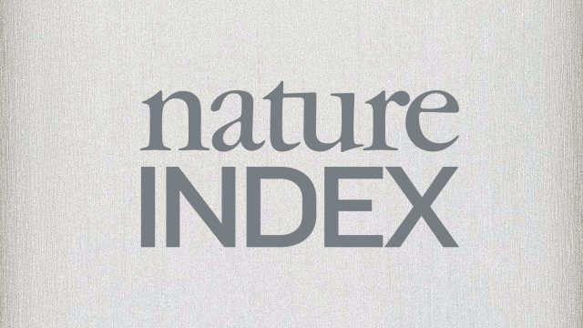 最新nature指数排名,中科院第一