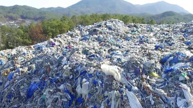 韩国陷垃圾危机,美媒竟甩锅给中国