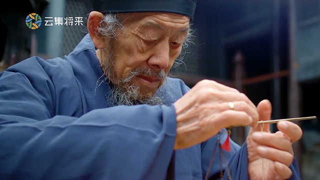 老外隐居武当山,只为感受中医文化