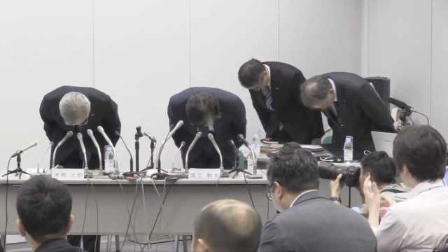 无资质人员检查飞机,日本社长谢罪