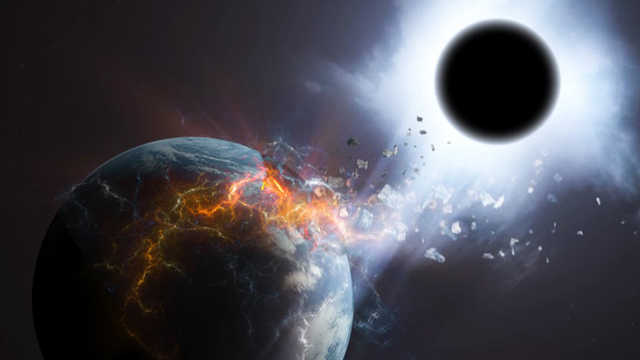 黑洞只是一个小漩涡?