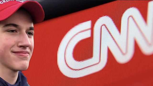 表情被误解,美高中生起诉CNN诽谤