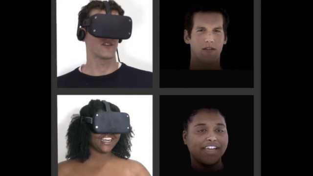 VR黑科技!脸书成功创建