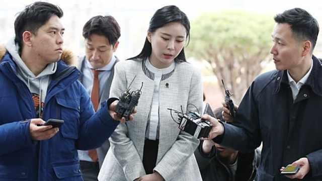 韩国女星遭性侵,知情者曝更多内幕