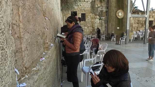 以色列游记之探访耶路撒冷哭墙
