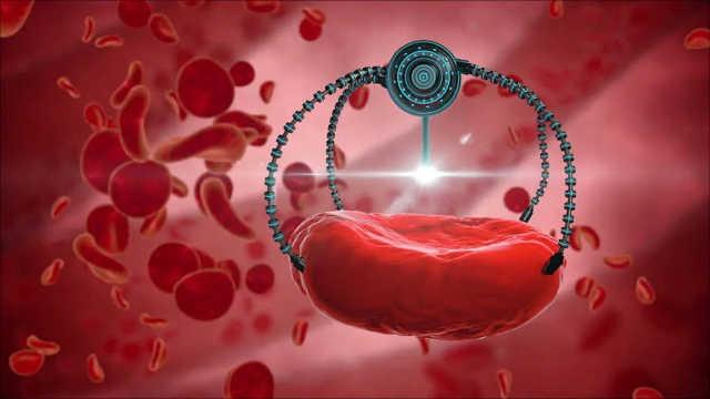 治病的纳米机器人,精准杀死癌细胞