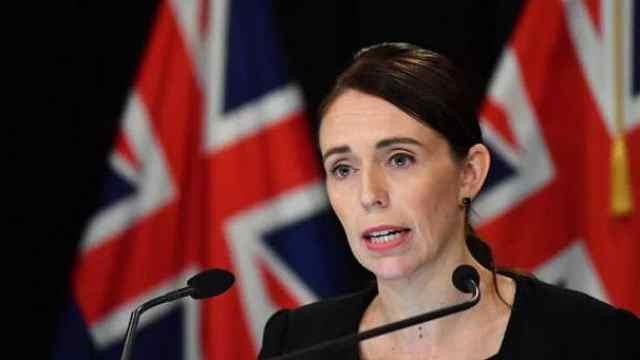 新西兰总理表态:肯定会修改枪支法