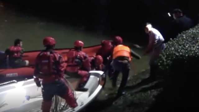 为救落水夫妇,桂林一小伙溺水遇难