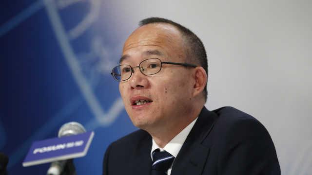 郭广昌:看好中国,年轻人还在努力